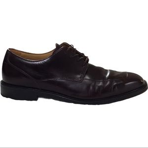 Rockport Leather Oxford Shoes Split Toe Size 9.5